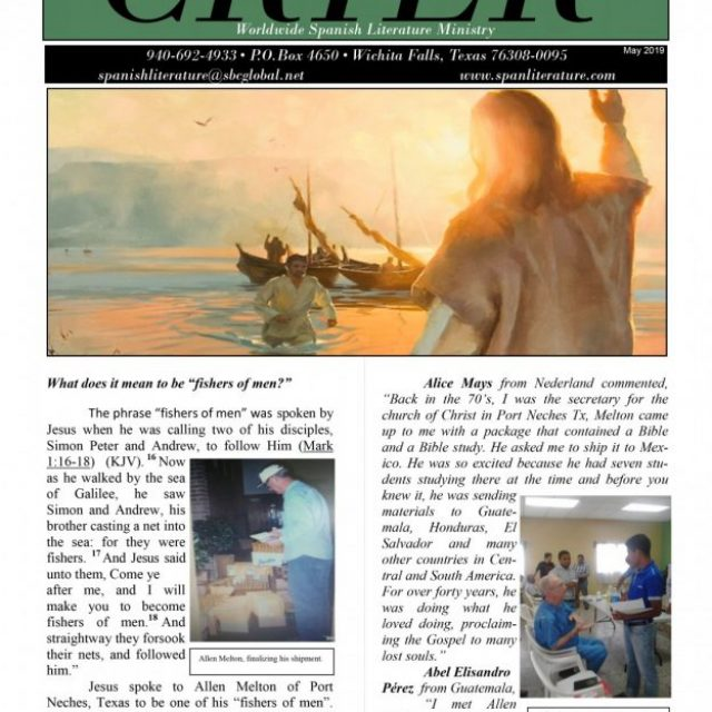 The Crier May 2019