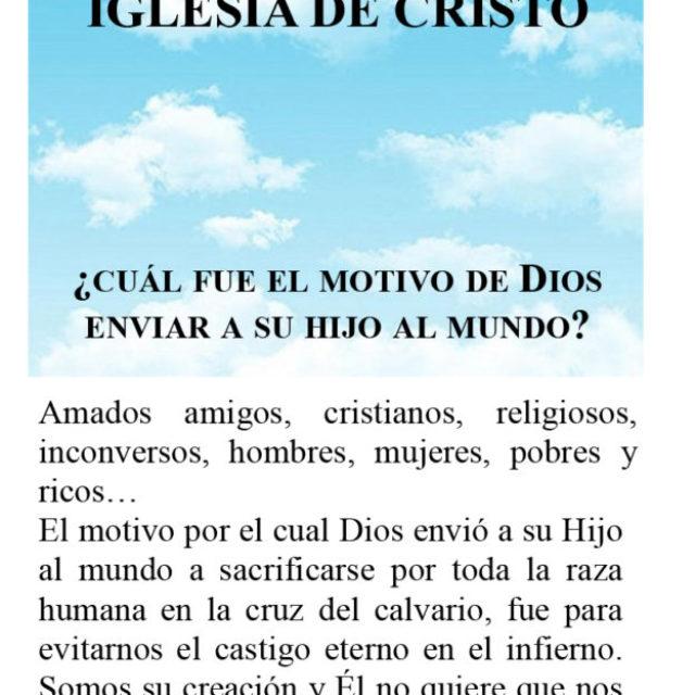 Iglesia de Cristo -tract